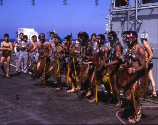 [ Les traditions dans la Marine ] LE PASSAGE DE LA LIGNE - ÉQUATEUR (Sujet unique) - Page 3 Equateurc